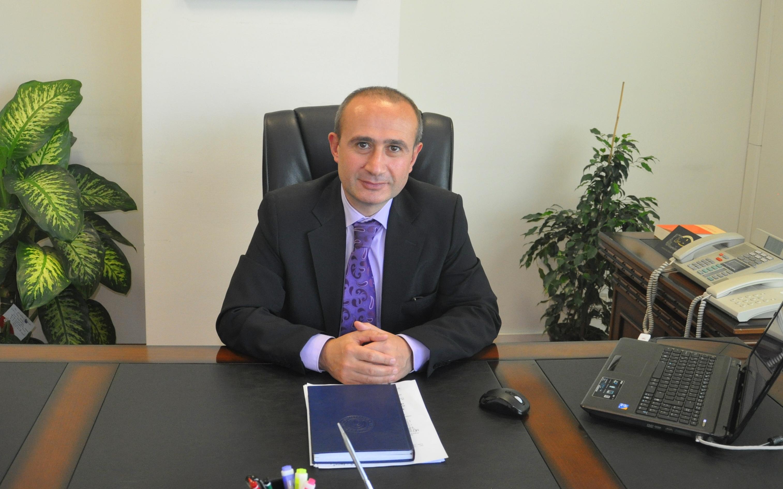 Dr. Adem Uzun : Daire Başkanı