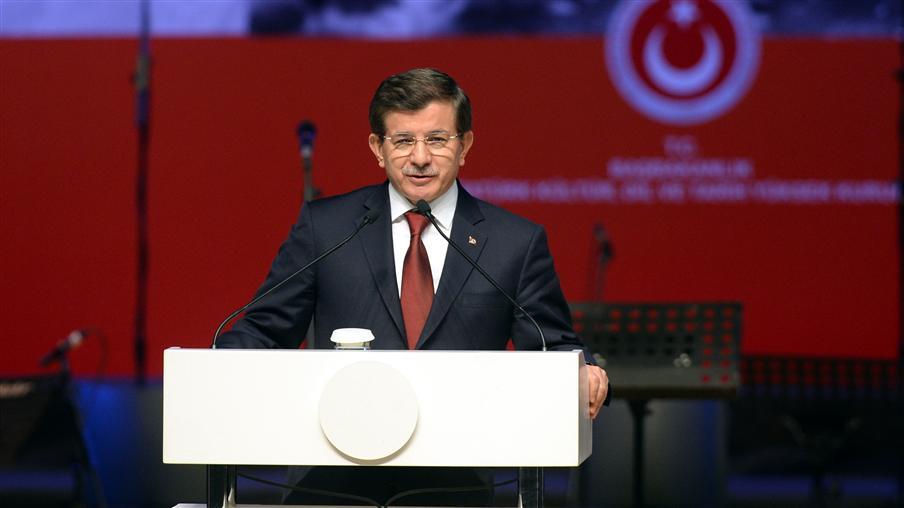 Ahmet Davutoğlu 10 Kasım 2014