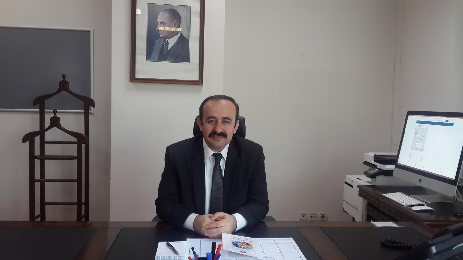 Hüseyin Murat Yücel : Daire Başkanı